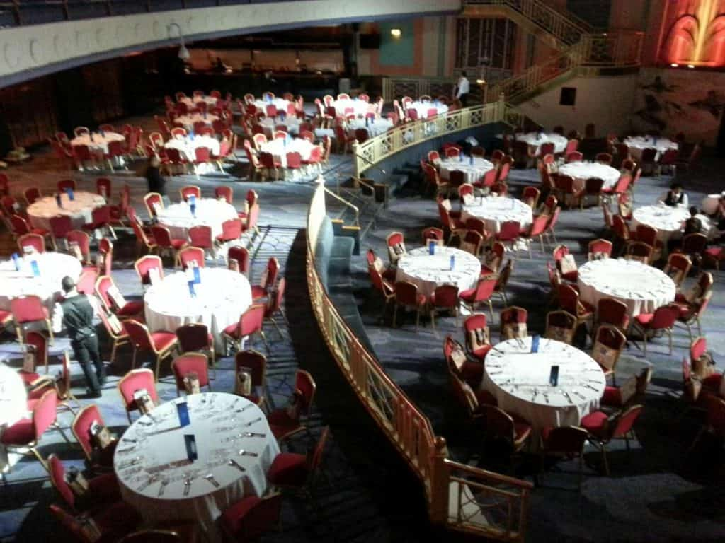 Catering For 300Plus Guests At The Troxy